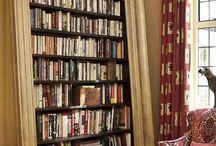 Book shelf - art