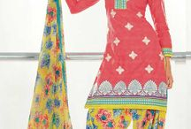 Summer Collection Salwar Suit / Cotton Salwar Suit for Summers