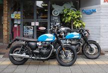 Triumph motorcykels