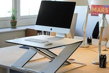 Notebook stands & standup desks