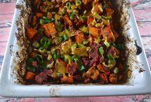 Batch Cooking Freezer Meals