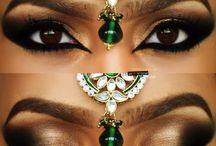 Arabic Inspired Make Up