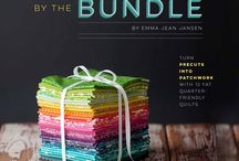 By The Bundle / By The Bundle by Emma Jean Jansen Published by Lucky Spool Media, available May 2016