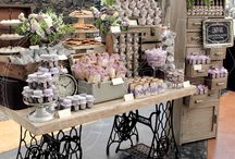cake shop stand