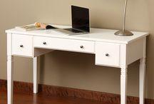 desks / by Julia Sanders