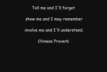 Adages and Proverbs / Practice: http://mhschool.com/lead_21/grade4/ccslh_g4_lv_6_3f_l2.html / by Breann Prince