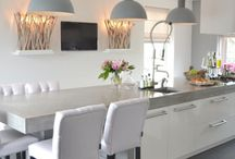 Dining room & Kitchen inspiration