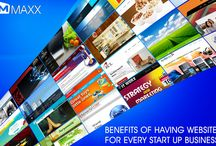 Benefits of Having Website for Every Start up Business / - Every start up should have a website which helps to attract and manage the customers - Your website should be explainable in such a way so that the end user can understand the usage of your products.....http://maxxerp.blogspot.in/2014/01/benefits-of-having-website-for-every.html