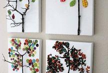 wall decor craft