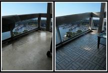 Urban Outdoor Floors / Inspirational Urban Outdoor Spaces