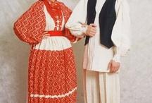 Croatian folk costumes