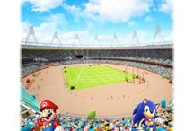 Mario & Sonic at the London 2012 Olympic Games / A collection of artwork, screenshots and other images from Mario & Sonic at the London 2012 Olympic Games on Nintendo 3DS and Wii.  Visit http://www.superluigibros.com/3ds-mario-sonic-london-2012-olympic-games for more information on this game.
