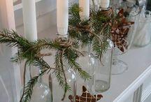 DIY; Julpynt från naturen!