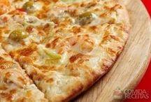 pizza como fazer