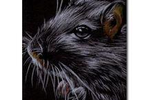 Rodent art