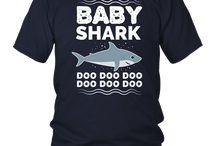Baby Shark Doo Doo Doo T-shirt