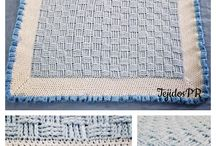 Blankets / Afghans (TejidosPR)