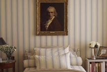Interiors - Romantic style