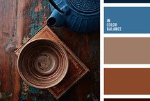 Color inspiration, Art, Design...