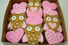 Cutie Owl Ideas / by Michelle Whitlock