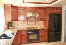 Orange - Kitchen Cabinets / Inspirational Kitchen Designs By Mr Cabinet Care