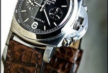 Watches / Mens watches, mostly for suits and casual wear.