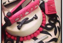 hair dressing cakes