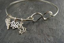 Inspirational jewelry with meaning  / Beautiful pieces that say everything!