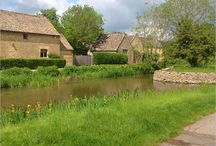 Lower Slaughter in the Cotswolds / Interesting pictures of Lower Slaughter in the Cotswolds