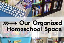 Homeschool Organizatiom