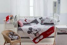 mickey mouse nursery / by Amanda Rogers