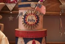 july crafts other / by Patricia Beach