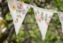 Garlands and buntings / Garlands and buntings