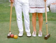 croquet & bean party on 19th street