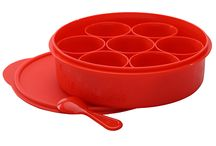 Cook Preparation / Food grade plastic items for cook preparation.