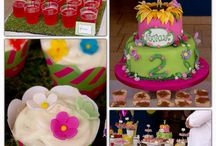 party ideas / by Melissa Phillips