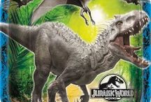 Jurassic World Party Ideas / These ideas will help get you started with your Jurassic World or Dinosaur party planning. Be sure to check out all the Jurassic World party supplies.