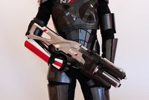 Cosplan - Commander Shepard (Mass Effect)