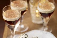 Christmas Cocktails / Festive Christmas drinks