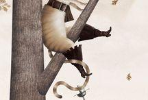 CUENTOS ANDERSEN PERRAULT Y GRIMM / Proyecto literatura infantil: cuentos, Andersen, Perrault, los hermanos Grimm, carteles...