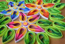 Paper Quilling Ideas