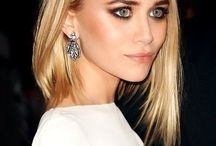 Ashley Olsen makeup and looks