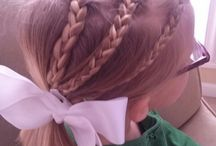 Little girl hairstyles / by Brittany Keding