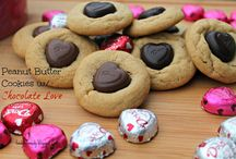 Valentine Love! / Fun ideas for this lovey-dovey holiday.  Sweet treats, kid's school projects, DIY and more! / by Ally Billhorn {Ally's Sweet & Savory Eats}