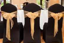 Celebration chair covers