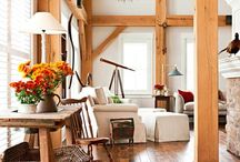Living Rooms and Family Rooms / Ideas and tips for living rooms ad family rooms: Farmhouse, modern, country, casual, budget and everything inbetween!