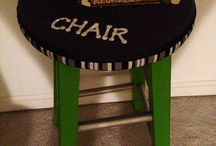Author chair / by Jeff Goldsmith