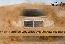 Lavage écologique avec mr-clim.fr