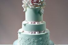Wedding Cake Ideas / Different decorative wedding cakes that cover a wide range of wedding themes.