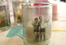 old photo craft ideas